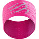 Compressport On/Off Headband Fluo Pink